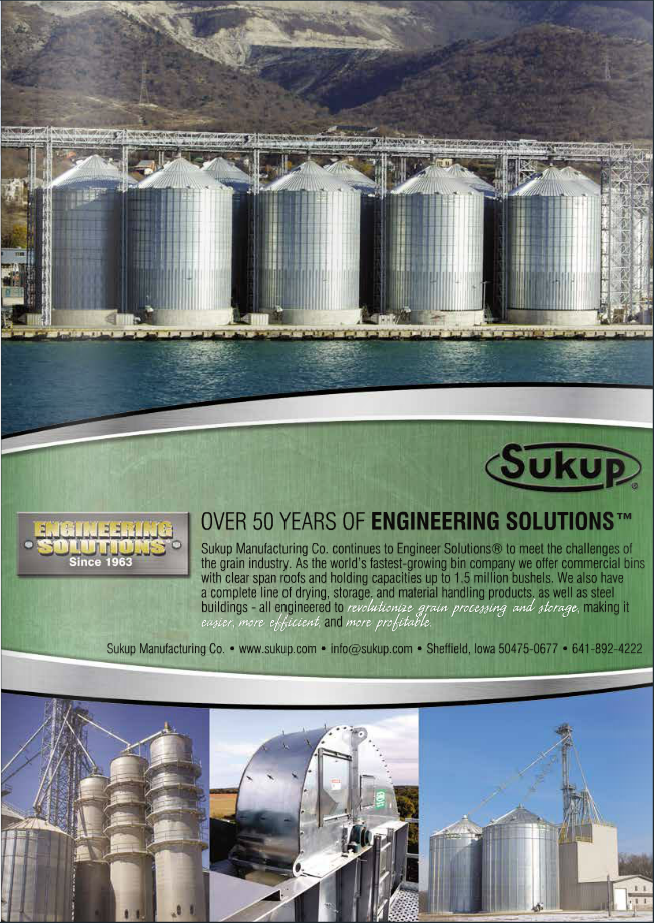 The Global Miller: Sukup Manufacturing Co  company profile